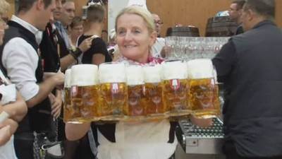 News video: Oktoberfest kicks off in Munich