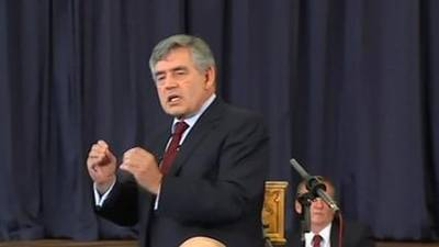 News video: Gordon Brown: Britain must honor pledge to grant Scotland powers